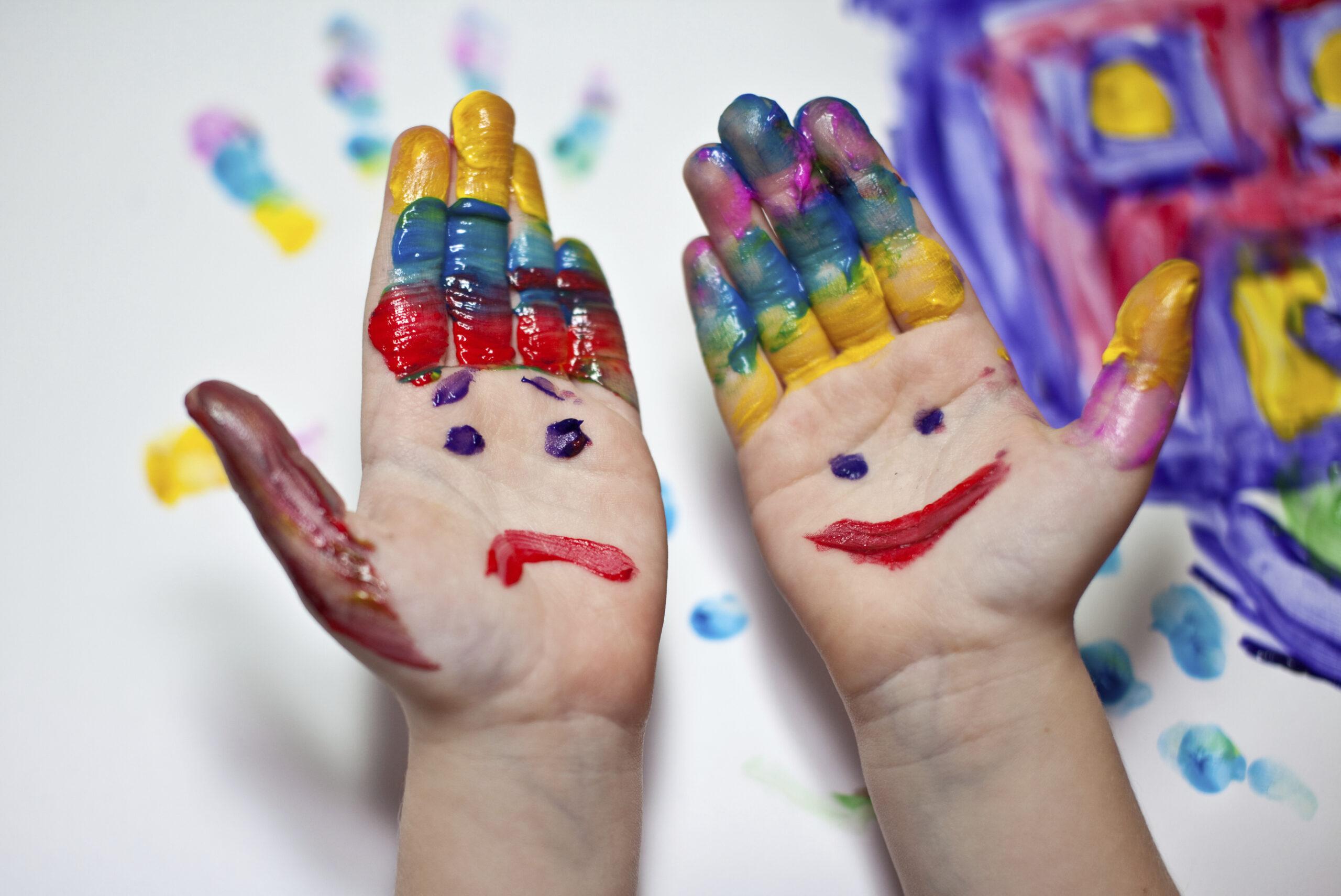 Вебинар <br>«Работа со сложными чувствами ребёнка (агрессия, страх, тревога) посредством арт-терапии»